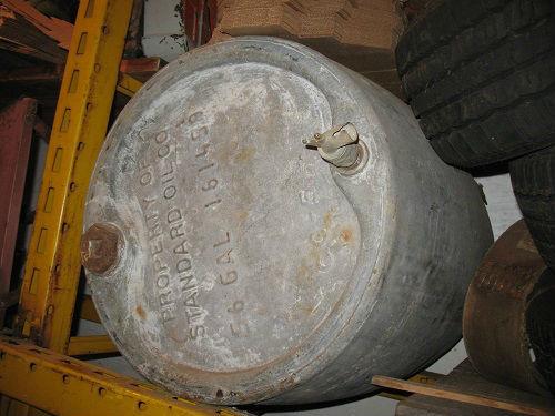 Standard Oil Barrel 4-24-14